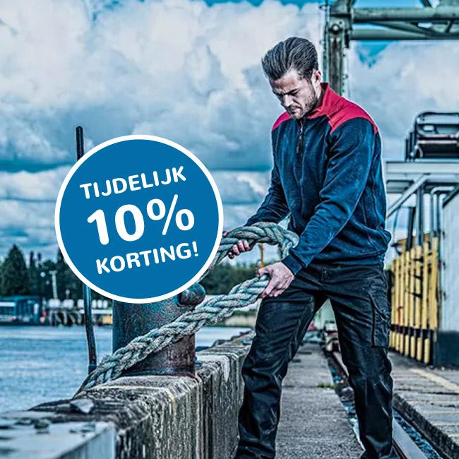 Totaal Textiel - werkkleding voor de scheepvaart