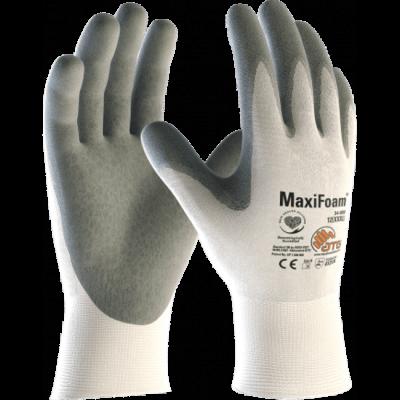ATG Gloves MaxiFoam® 34-800 Handschoen met Gecoate Handpalm en Manchet