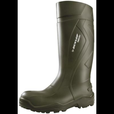 Totaal Textiel - Werklaarzen - Dunlop Purofort Plus Groen Veiligheidslaars S5
