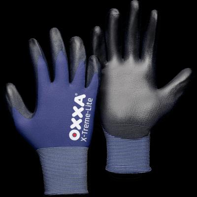 Totaal Textiel - Handbescherming Oxxa X Treme Lite PU Nylon werkhandschoenen