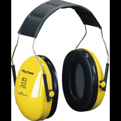Totaal Textiel - Gehoorbescherming Peltor H510A gehoorkap met hoofdbeugel