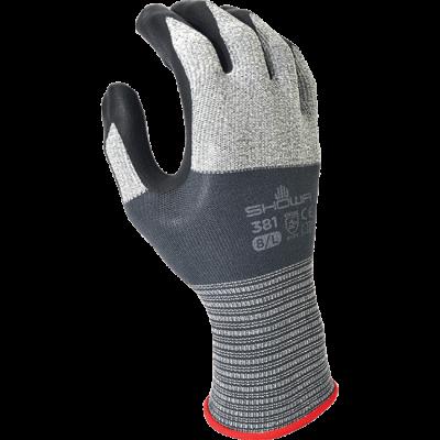 Totaal Textiel - Handbescherming Showa 381 werkhandschoenen