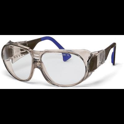 Totaal Textiel - Gezichtsbescherming Uvex Optidur 4C Plus 9180 125 veiligheidsbril